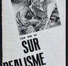 BOOKLET Wolfgang Condan 'Essai over het surrealisme/ Willem van Leusden' 1935