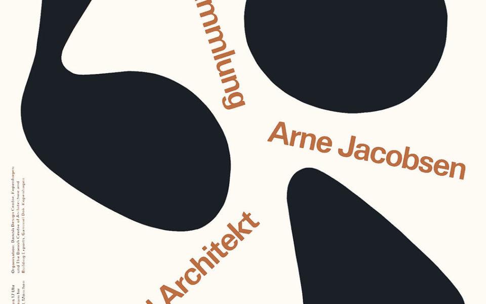 Arne Jacobsen 'Designer und Architekt' 1994