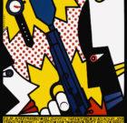 Poster Andrzej Krayewski 'Pulp Fiction' 2011