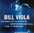 POSTER Bill Viola 'Five Angels for the Millennium' 2003