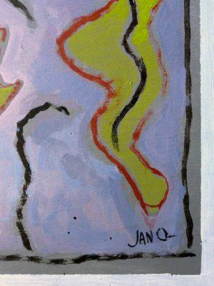 Jan Oosterman 'Wanhoop' 1991