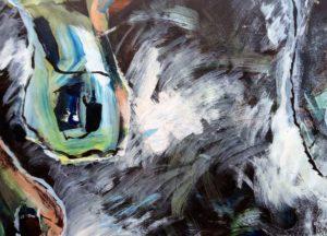 Jan Oosterman 'Kracht van boven' 1993