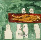 Jan Oosterman 'Kijken naar het verdriet van anderen' 1995