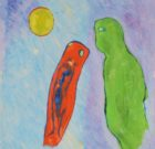 Jan Oosterman 'Fertile Moon' 1992