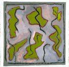 Jan Oosterman 'Screaming' 1991