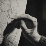 Joost Nijland 'Atelier Jan Oosterman' 1958