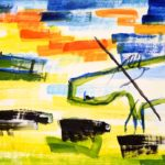 Jan Oosterman 'De schapen zijn van mij' 1992