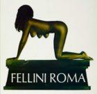 Poster Frederico Fellini 'Roma' 1972