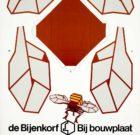 SCALE MODEL KIT 'De Bijenkorf Bij' 1978