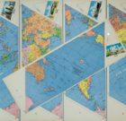 SCALE MODEL KIT Caltex Globe – 1950's