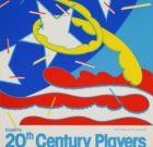 POSTER John Van Hamersveld 'CalArts 20th Century Players' Holland Festival 1982