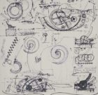 POSTER Jean Tinguely 'Machines de Tinguely à la Galerie Iolas' 1967