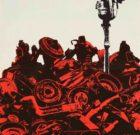POSTER/ CATALOGUE  'Uit schroot gegroeid: schrootplastiek van 1955 tot heden'