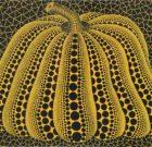 PUZZLE Yayoi Kusama 'Pumpkin'  2017