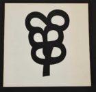 BOOK Bert Schierbeek/ Dick Elffers 'Op de bodem ligt lettergraniet en spreekt klare taal' 1970