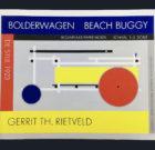 SCALE MODEL KIT Gerrit Rietveld – De Stijl – Academia 'Bolderwagen' 1987