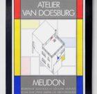 SCALE MODEL KIT Theo van Doesburg – De Stijl  'Atelier van Doesburg Meudon' 1985